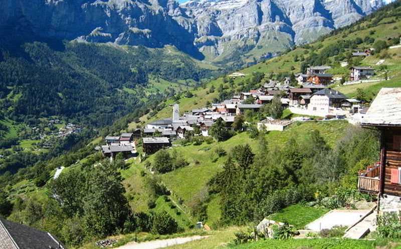Albinen, el pueblo suizo que quiere pagar a quienes se muden ahí
