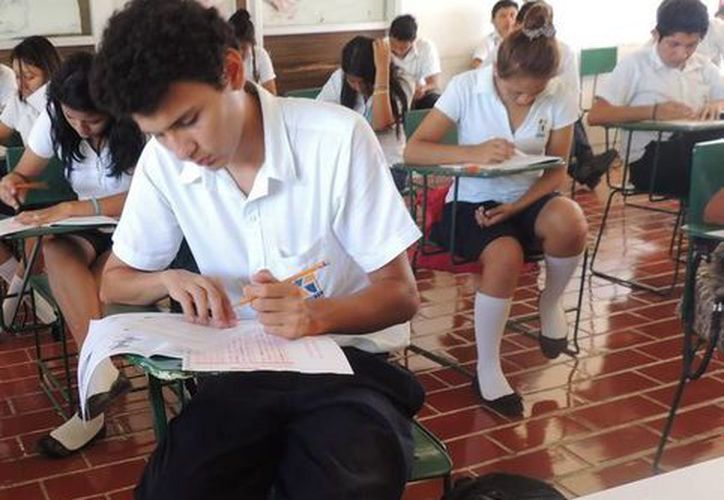 Los alumnos de Quintana Roo destacaron por su aprovechamiento. (Redacción/SIPSE)