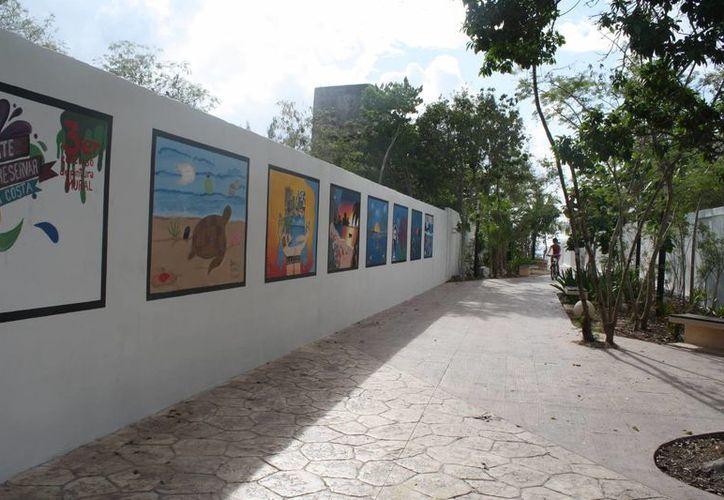 Este año se abrirá el segundo acceso público al mar de Xcalacoco. (Octavio Martínez/SIPSE)