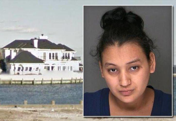 Elena Ruiz Solano dio a luz en la casa donde trabajaba como doméstica y fue llevada al hospital por complicaciones. (nydailynews.com)