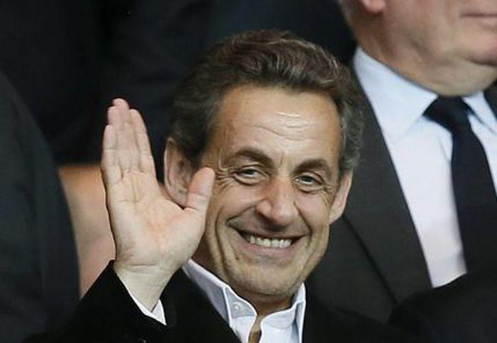 Según publicó Le Monde, el expresidente Nicolas Sarkozy, es víctima de un complot organizado por Jean-Pierre Jouyet y  Francois Fillon. (Archivo/EFE)