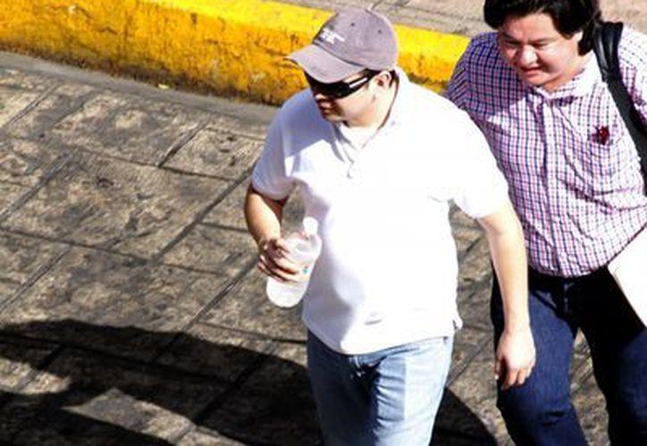 Conagua prevé que este fin de semana se acabe el calor que ha cobijado a Mérida. (Juan Albornoz/SIPSE)