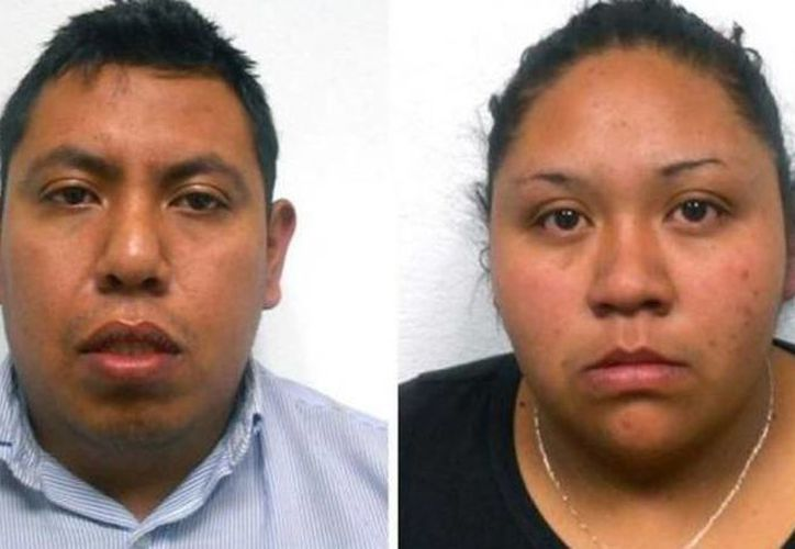 Arturo y su hermana Icsayana Mayte Nieva González podrían enfrentar condenas de 80 a 140 años de prisión. (PGJDF)