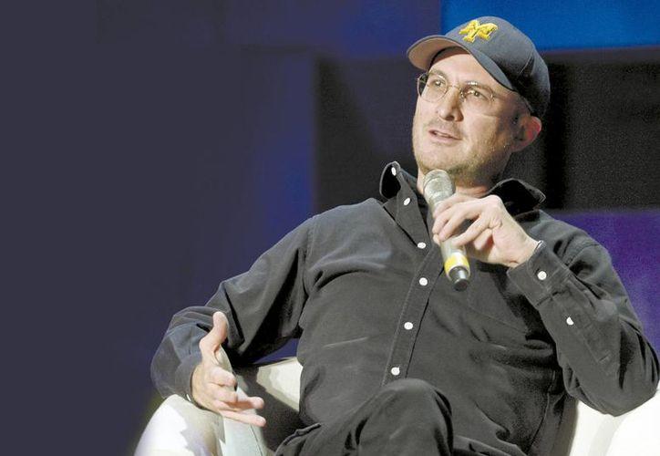 El director Darren Aronofsky compartió sus experiencias con estudiantes de México en el  festival Tag Cdmx. (Milenio)