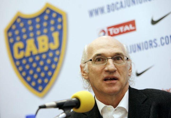 Bianchi es el técnico que más título ha ganado para el 'Boca'. (Foto: EFE)