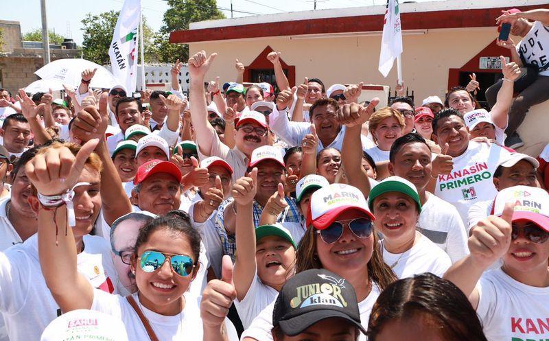 Positivo balance de Jorge Carlos Ramírez en su primera semana de actividades. (Milenio Novedades)