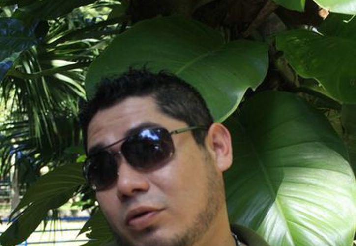 José Daniel Durán Alpuche argumentó que sus declaraciones pueden obstruir la denuncia que está ante el MPFC. (Harold Alcocer/SIPSE)