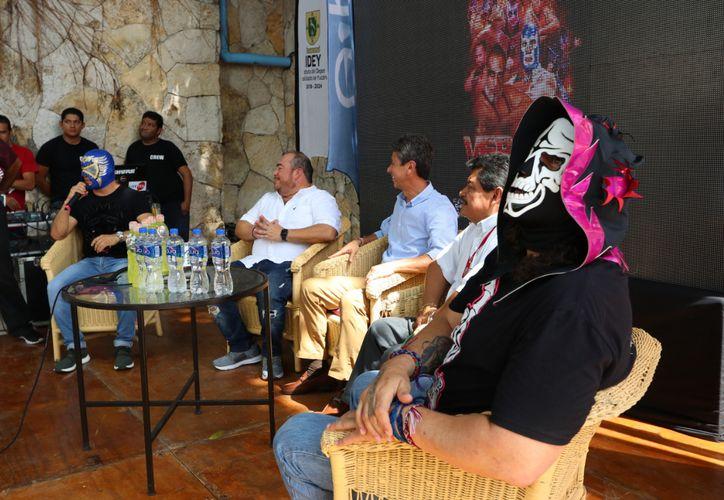 Se anunció que el Polifórum Zamná será sede del evento el próximo 16 de junio. (Foto:Novedades Yucatán)