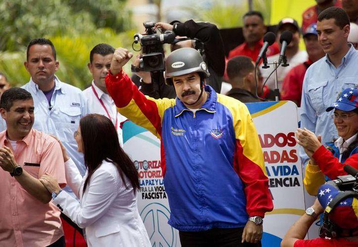 Nicolás Maduro anunció el lunes la captura de un presunto mercenario extranjero que estaría involucrado en una supuesta trama para desestabilizar a Venezuela. (Agencias)