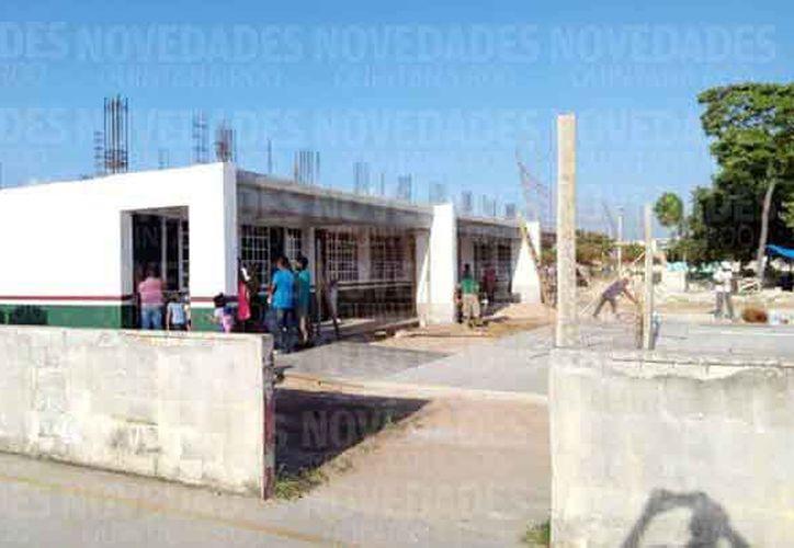 Las escuelas fueron construidas en zonas rurales y asentamientos irregulares. (Joel Zamora/SIPSE)