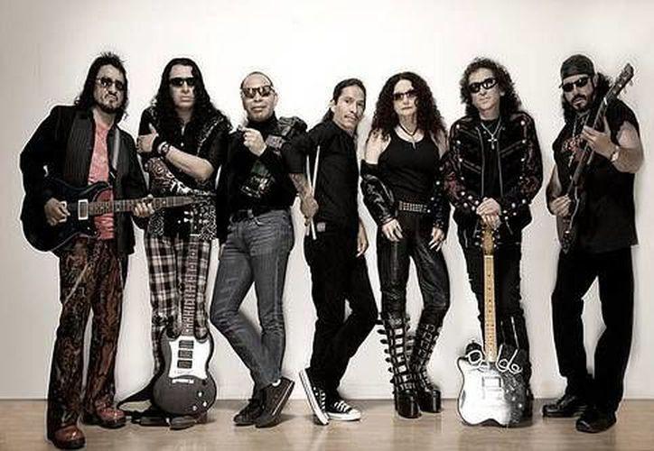 """La banda presentará su nueva producción discográfica  """"Ojo por Ojo"""". (Foto de Contexto/Internet)"""
