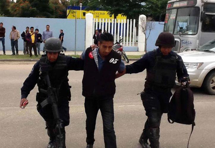 En las próximas horas se definirá la situación del detenido. (Imagen de contexto/Notimex)