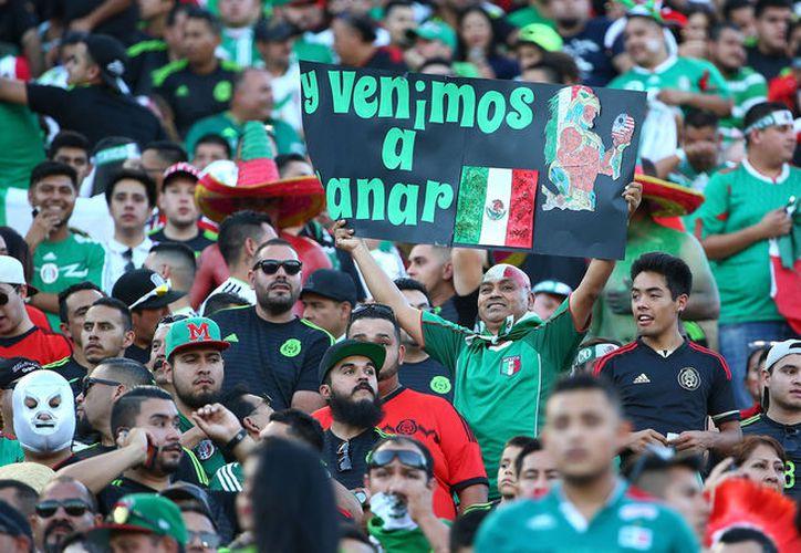 Aproximadamente 30 mil aficionados aztecas los que asistirán al Mundial de Rusia 2018. (Foto: Cultura Colectiva)