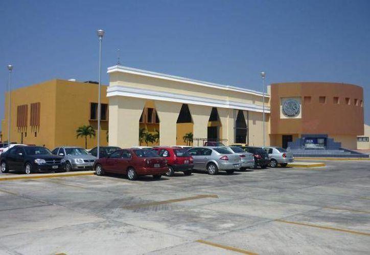 Delegación de la dependencia en Yucatán. (Archivo/SIPSE)