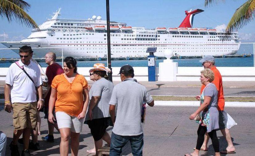 La ocupación hotelera es del 60% en Cozumel. (Redacción/SIPSE)