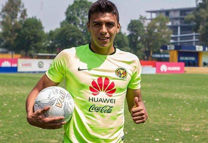 Diego Pineda ha sido un constante goleador en categorías menores. (Imagen de Miguel Pontón/ Récord)