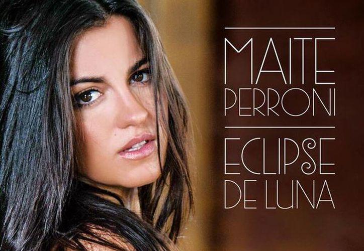 La llegada del álbum de Maite Perroni coincide con sus 30 años, que cumplió el pasado marzo. (Facebook oficial)