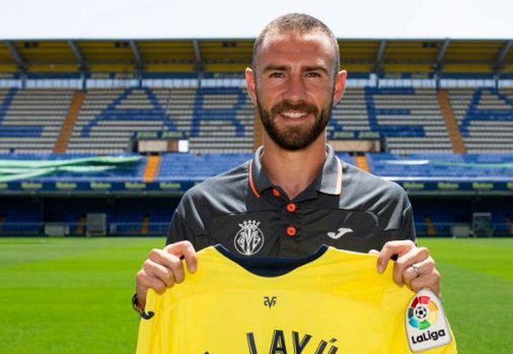 El nuevo defensa 'groguet', procedente del FC Porto, se ha mostrado muy agradecido. (Twitter)
