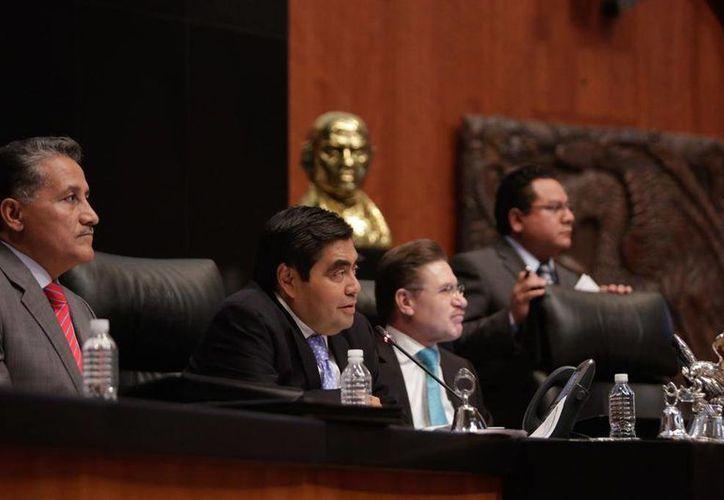 Comisiones del Senado aprueban ley sobre desaparición forzada. (@senadomexicano)