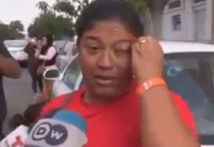 Miriam Celaya, no responde el teléfono ni los mensajes de su hermana. (El Debate)