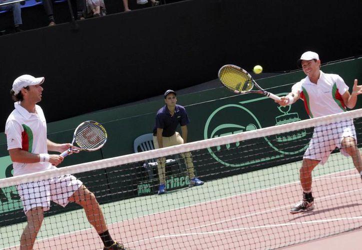 Mérida será sede por primera vez de un partido de Copa Davis. Esto será por el duelo entre México y Bolivia. (Foto de archivo de Notimex)