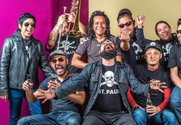 Panteón Rococó se presentará en Cancún en marzo de 2017. (panteonrococo.com)