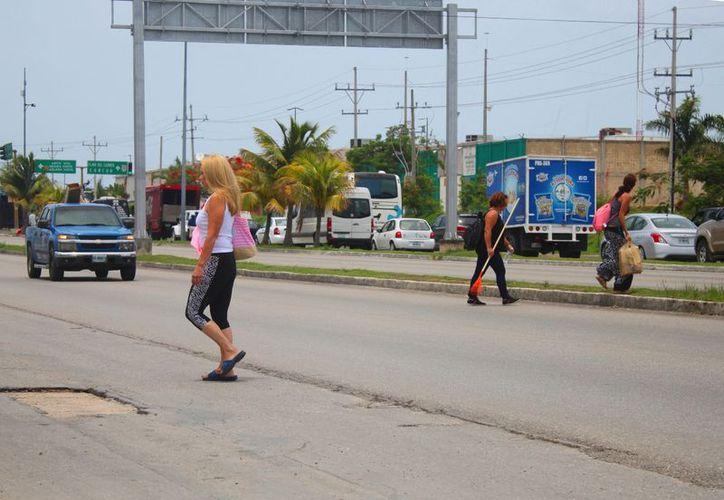 Es un ejemplo de las faltas de atención ante las necesidades de infraestructura. (Foto: Daniel Pacheco/SIPSE).