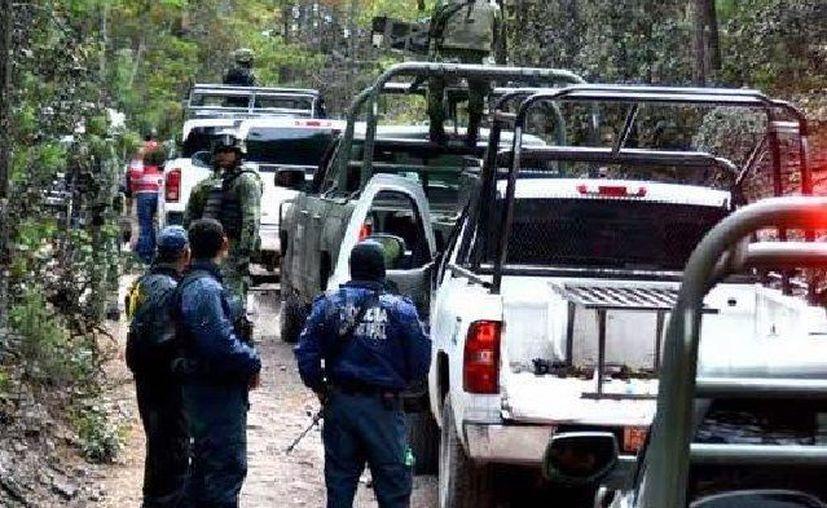 Dos mujeres y cuatro hombres murieron durante enfrentamientos en Chihuahua. (Contexto/Internet).