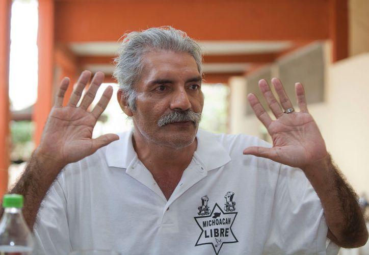 Mireles celebró la sentencia de un Tribunal Federal que declaró su libertad absoluta. (Internet)