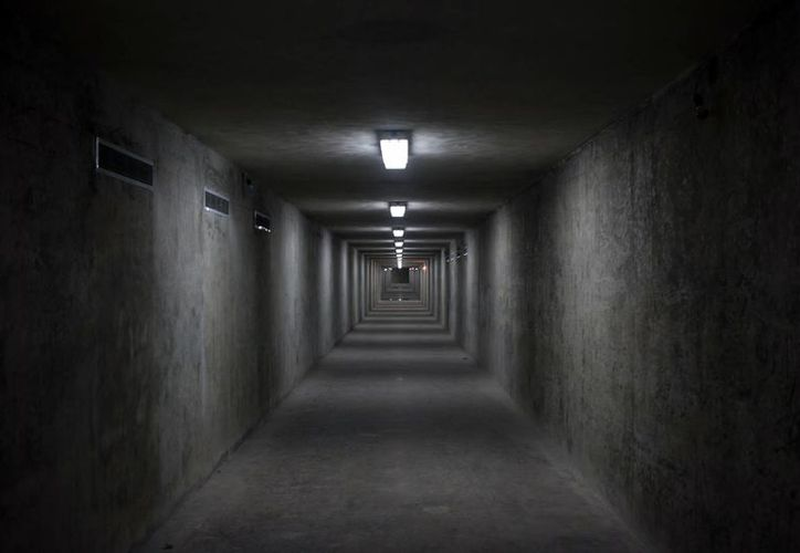 El centro tiene un túnel de 350 metros que se conecta con el Cereso. (Milenio Novedades)