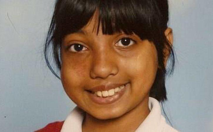El error médico, tachado de negligencia por la defensa de la niña, provocó un deterioro permanente en la función cerebral. Maisha Najeeb, ahora de 13 años. (theguardian.com)
