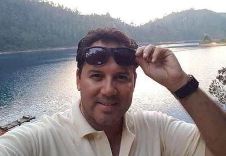 'Jerry' Barceló Cazola fue asesinado ayer en Villahermosa, Tabasco por dos sicarios. (Twitter)