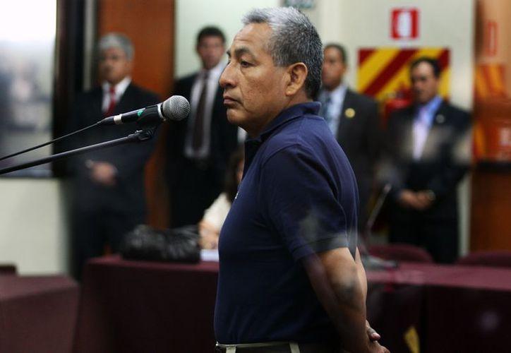 """Florindo Eleuterio Flores Hala, """"Artemio"""" el último líder histórico de Sendero Luminoso. (Agencias)"""