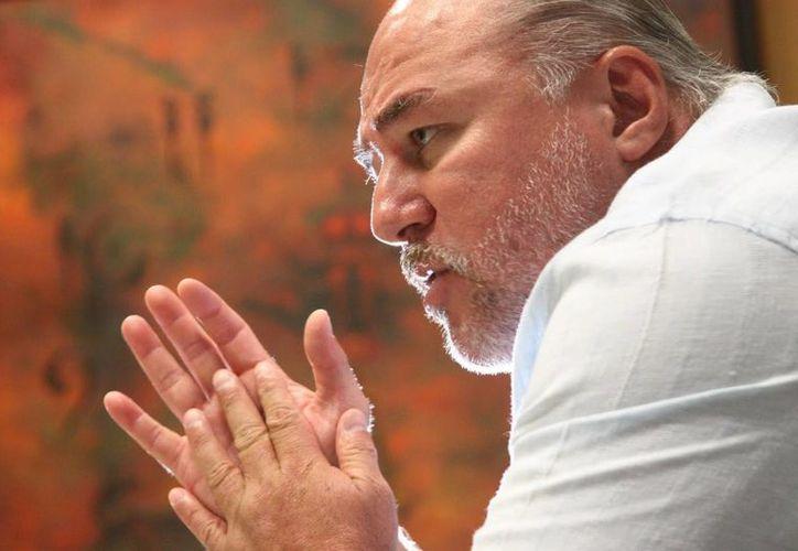 Manuel Clouthier cree que el gobierno de Sinaloa tuvo tratos con el crimen organizado. (Libertad Guerrero Noticias)