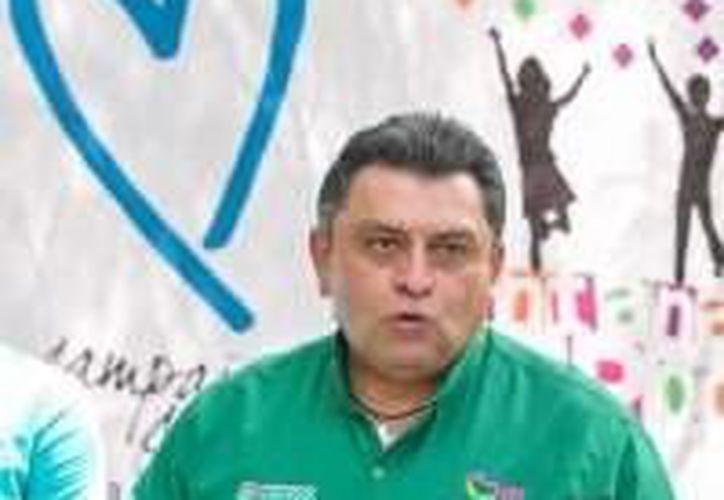Jesús Rodríguez Herrera, director general del Sistema DIF-Quintana Roo. (Redacción/SIPSE)