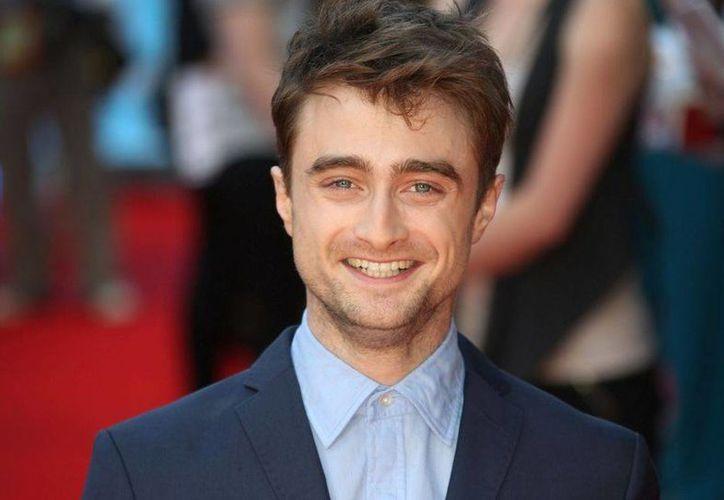 El actor británico Daniel Radcliffe protagonizará la película 'We Do Not Forget' acerca del enfrentamiento entre Anonymous y Los Zetas, en 2011. (Archivo/ AP)