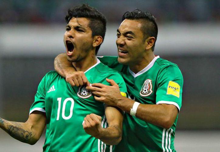 México tendrá que hacer su mejor esfuerzo para asegurar la final de la Copa. (Foto: Entre Veredas)