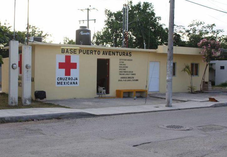 Por falta de recursos, la benemérita institución dejaría de dar servicio en Puerto Aventuras, donde viven más de 15 mil personas. (Daniel Pacheco/SIPSE)