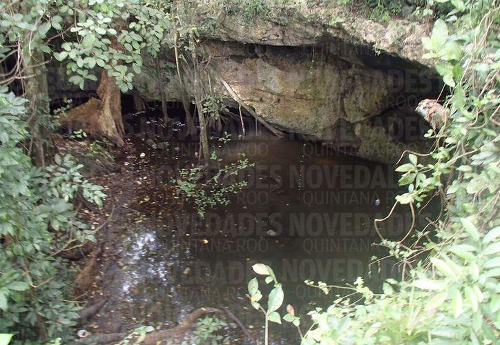 La red de drenaje en Quintana Roo, es del 60%, por lo que existe un 40% que estaría contaminando. (Foto: Luis Soto/SIPSE)