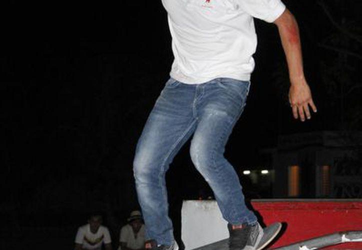 Dos chetumaleños se adjudicaron el primer y segundo lugar de la competencia. (Miguel Maldonado/SIPSE)