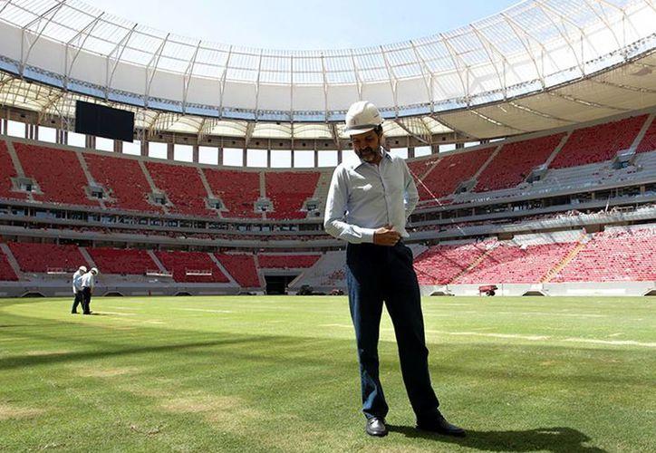 El estadio se inauguró en mayo y un mes después albergó el partido inaugural de la Copa Confederaciones entre Brasil y Japón. Desde ese momento fue sede de 17 eventos importantes. (estadionacionaldebrasilia.com.br)