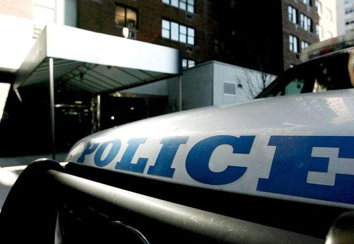 La policía estatal de Nuevo México y las autoridades locales tuvieron constancia de los disparos a las 8:11 hora local. (EFE)