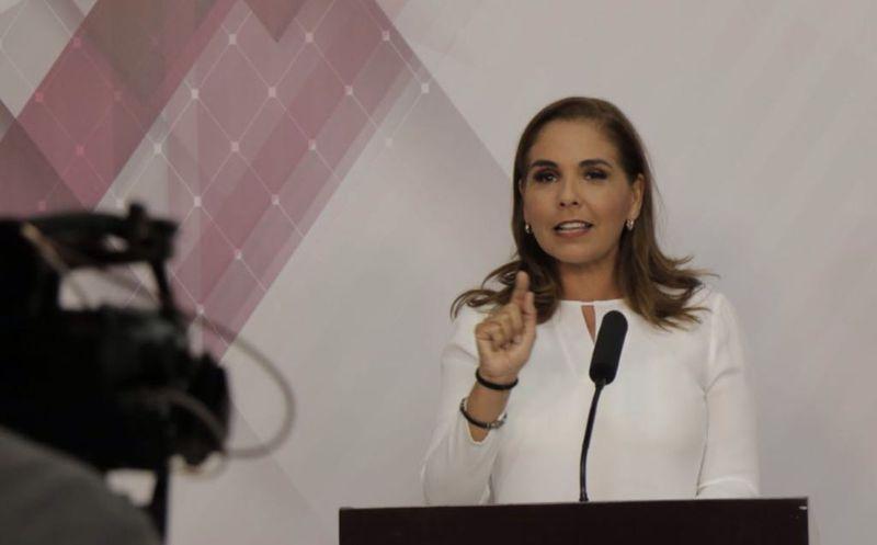 Mara Lezama es la candidata a la presidencia de Benito Juárez. (Cortesía)