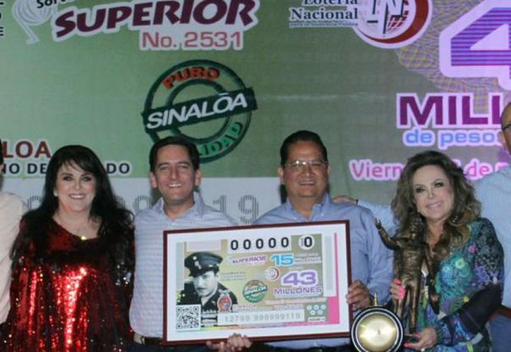 El sorteo se realizó en la tierra que Pedro Infante escogió como suya. (Foto: SDP Noticias)