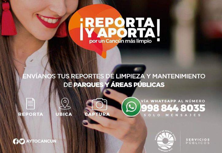 Hasta el día de hoy se han atendido 131 reportes. (Ayuntamiento de B. J.)