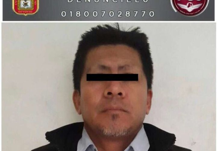 El hombre de 42 años fue identificado como José N, y es el presunto agresor de Valeria. (Terra)