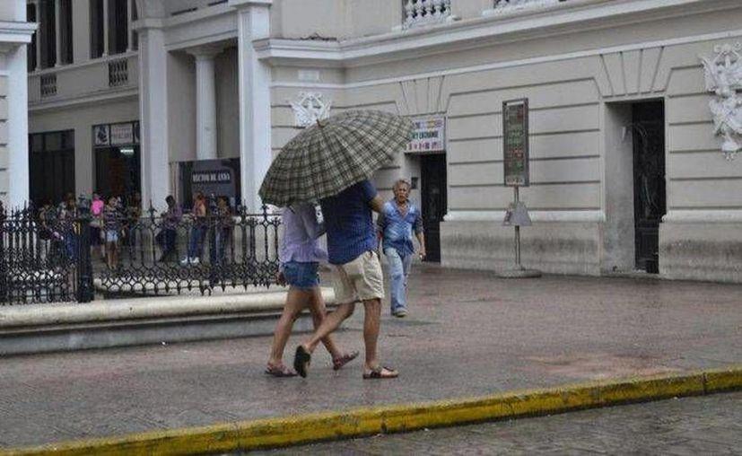 El ambiente será de caluroso a muy caluroso con potencial de ocurrencia de lluvias por la tarde. (Novedades Yucatán)