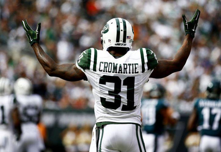 Antonio Cromartie, jugador de la NFL se despide con la frase: 'El fútbol americano es tu plataforma, Antonio, no tu propósito'. (Contexto/ Internet)