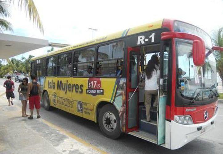 Las concesionarias de transporte no cederán al aumento de precio en sus tarifas. (SIPSE)