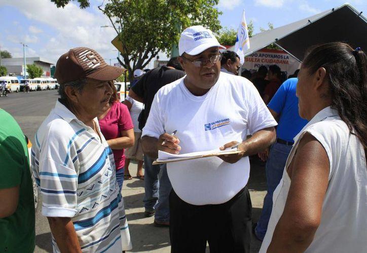 El salario mínimo diario en Quintana Roo es de 63.77 pesos. (Harold Alcocer/SIPSE)